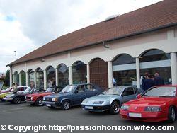 Passion horizon for Garage auto gagny