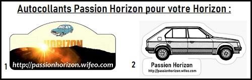 Passion Horizon